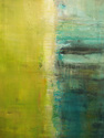 Chasms Between Sea & Meadow 107cm x127cmSOLD